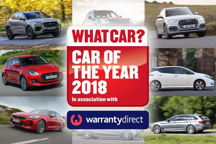 WC Car of the Year Awards 2018