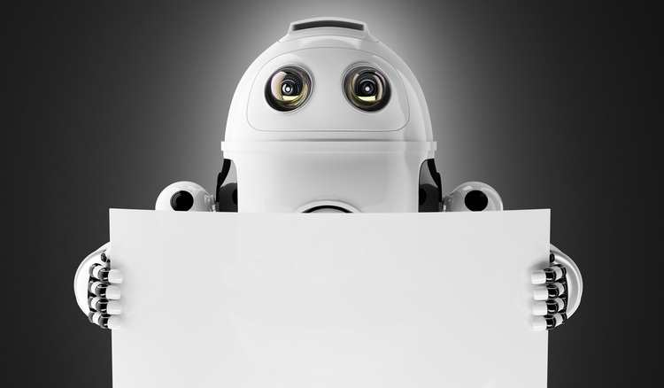 IS IT TIME FOR FINANCIAL SERVICES TO EMBRACE ROBOTS?