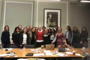 UP AND COMING FEMALE BUSINESS LEADERS TAKE PART IN ROUNDTABLE TALK WITH JOELSON