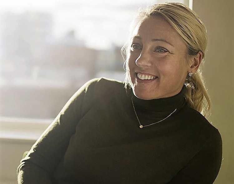 Lina Andolf-Orup, Global Product Marketing Manager at Fingerprints