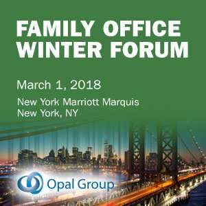 Family Office Winter Forum
