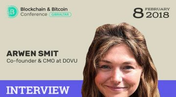 "ARWEN SMIT: ""YOU CAN'T PLAN FOR EVERYTHING IN ICO PREPARATION"". INTERVIEW WITH CMO AT DOVU"