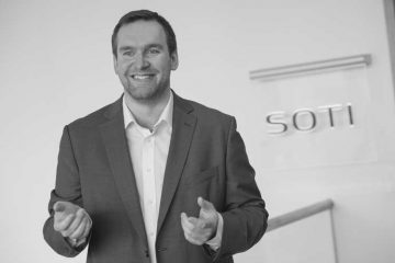Richard Smith, regional manager, SOTI