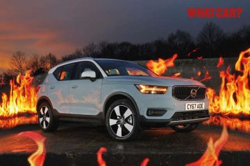 DEALERS CAN CAPITALISE ON VOLVO XC40 AWARD WIN, SAYS WHAT CAR?