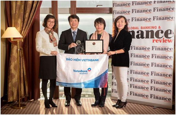 Board of Directors VBI received the award in United Kingdom
