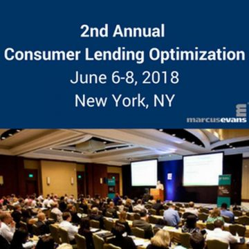 GFMI TO HOST THE 2ND ANNUAL CONSUMER LENDING OPTIMIZATION CONFERENCE, JUNE 6-8, 2018 IN NEW YORK, NY