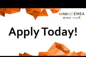 collab 3 0 EMEA - Apply Today!