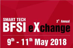 Smart Tech BFSI 2018 Exchange