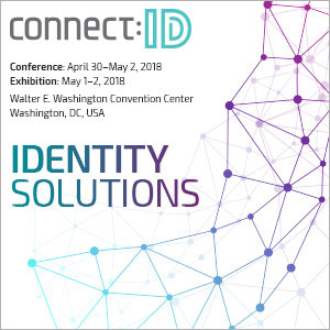 connect:ID – April 30 – May 2, 2018 – WEWCC, Washington, DC