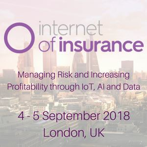 3rd annual Internet of Insurance Conference 2018