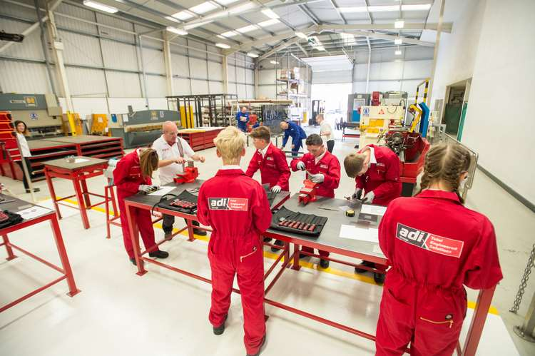ENGINEERING A BETTER FUTURE – ADI GROUP SHAPE THE FUTURE OF YOUNG PEOPLE