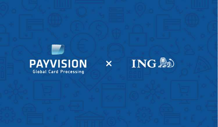 Payvision completes sale of majority stake of 75% to ING Group
