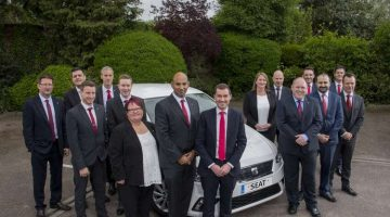 SEAT IS MOST IMPROVED FLEET MANUFACTURER OF THE YEAR