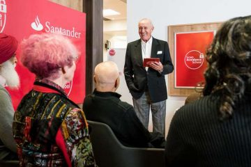 LEN GOODMAN JOINS THE SAS – A TEN FOR LEN AS HE BECOMES THE FIRST GRADUATE OF THE SCAM AVOIDANCE SCHOOL