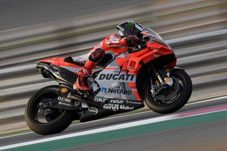 DUCATI PARTNERS WITH NETAPP TO DRIVE DIGITAL TRANSFORMATION OF MOTORCYCLE RACING IN THE MOTOGP WORLD CHAMPIONSHIP