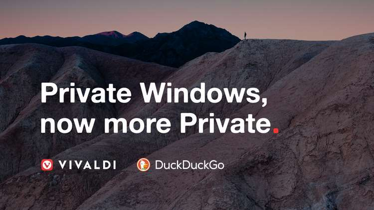 TAKE YOUR PRIVACY BACK! A NEW COLLABORATION BETWEEN THE VIVALDI BROWSER AND DUCKDUCKGO SEARCH