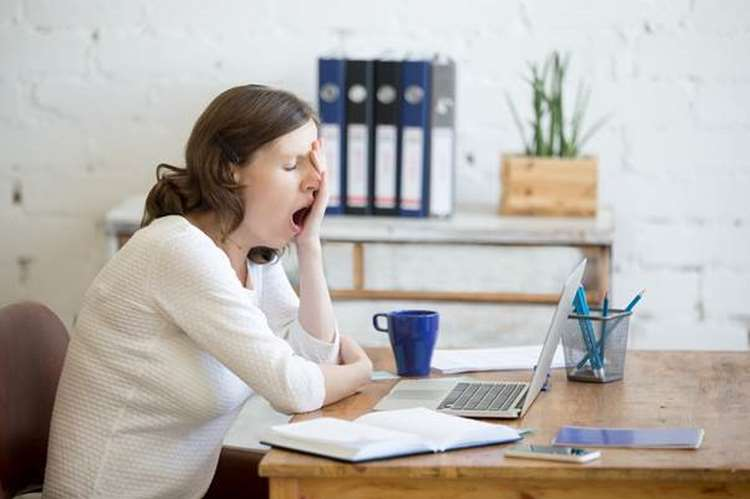 LACK OF SLEEP AND POOR PRODUCTIVITY AT WORK COSTS THE UK £40.3 BILLION A YEAR