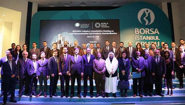 WORLD GOLD COUNCIL AND INTERNATIONAL ISLAMIC FINANCIAL MARKET COLLABORATE TO IMPROVE ACCESS TO GOLD MARKET FOR ISLAMIC INVESTORS