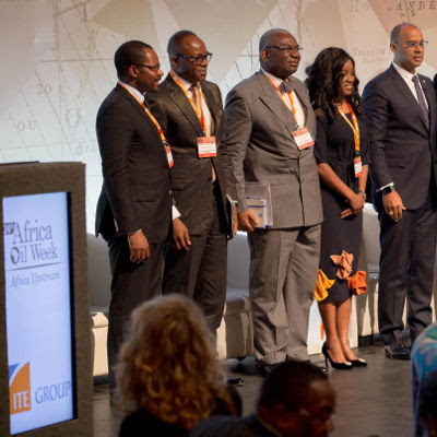 African Oil Ministers attending Africa Oil Week 2017