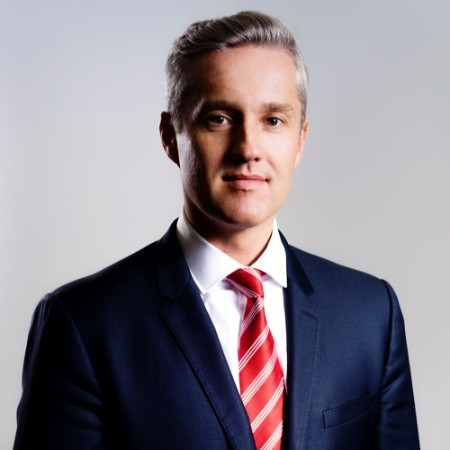ELS Legal Partner James Robertson