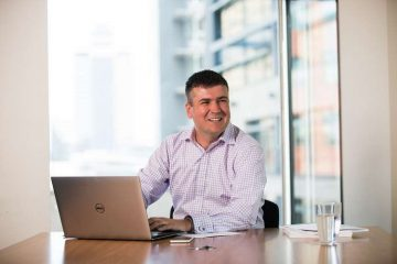 Ian Wilson from Mercia Fund Managers, Fund Principal for the North East Venture Fund.