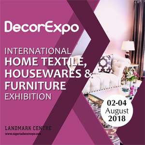 Nigeria Decor Expo 2018 Global Banking Finance Review