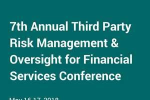 7th Annual Third Party Risk Management & Oversight for Financial Services