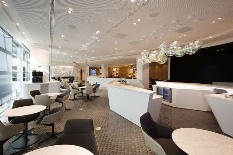 The Exclusive New Lounge By Lexus Opens Its Doors At Brussels Airport-2