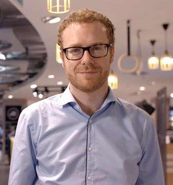 Ian Webster - SVP Neudata