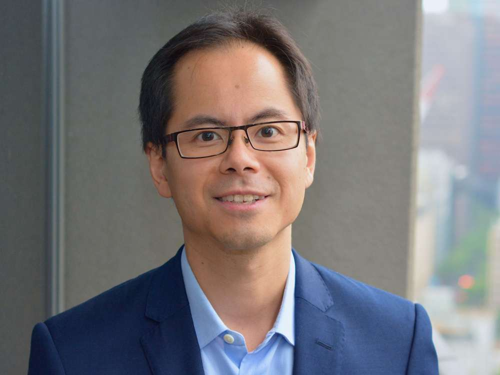 Linus Chang, CEO of Scram Software