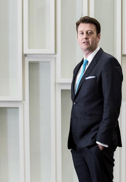 Matt Weston, UK Managing Director at Robert Half
