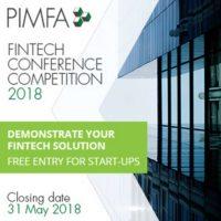 PIMFA FinTech Conference Competition 2018