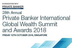 Private Banker International Global Wealth Summit and Awards 2018