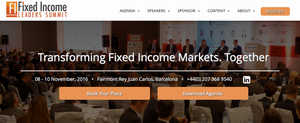 The third annual fixed income summit