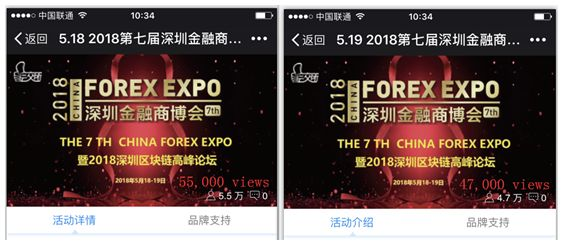 Forex Expo 2018