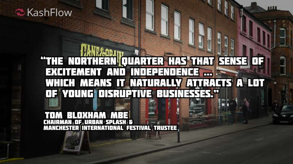 New documentary reveals why Manchester's Northern Quarter is booming while the high street struggles