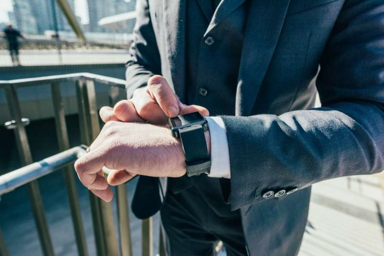 Nearly half of UK workforce would feel comfortable using wearable devices at work