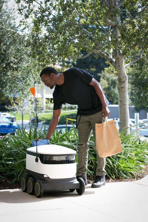 Starship Technologies Launches Commercial Rollout of Autonomous Delivery-2
