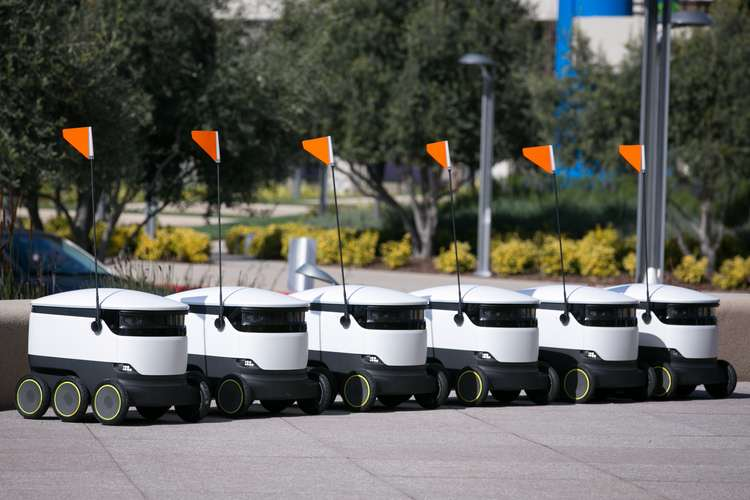 Starship Technologies Launches Commercial Rollout of Autonomous Delivery-6
