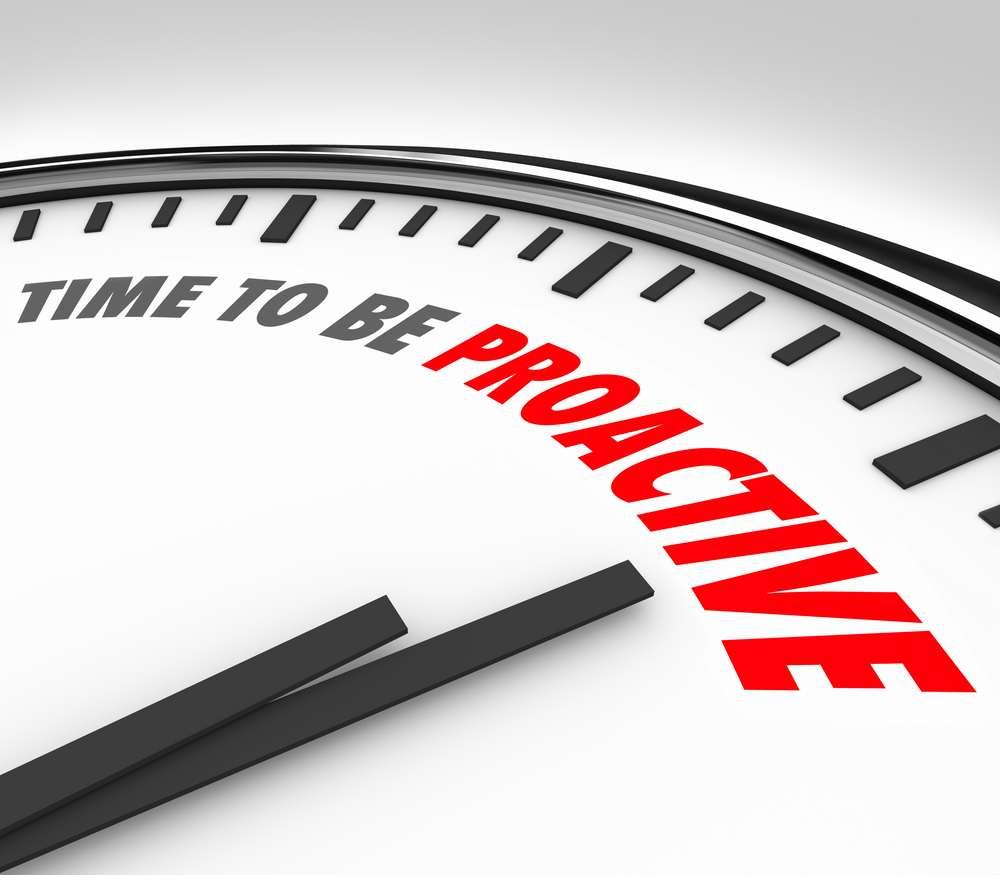 proactive approach to regulatory change
