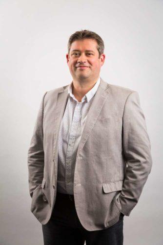 Dr Gavin Scruby CIO SmartDebit