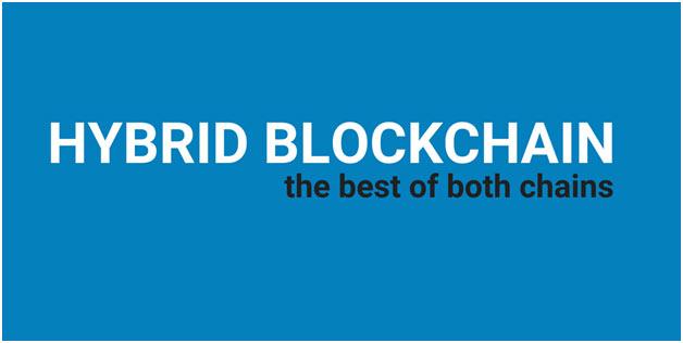 Hybrid Blockchian