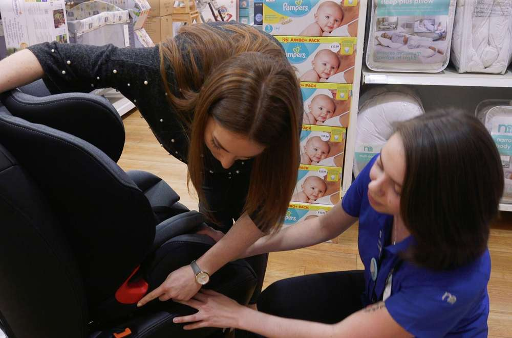 Mothercare looking at belt routing