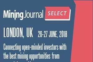 Mining Journal SelectLondon 2018