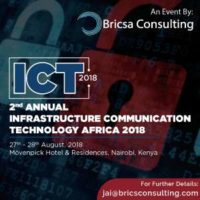 The2nd Annual Infrastructure Communication Technology Conference