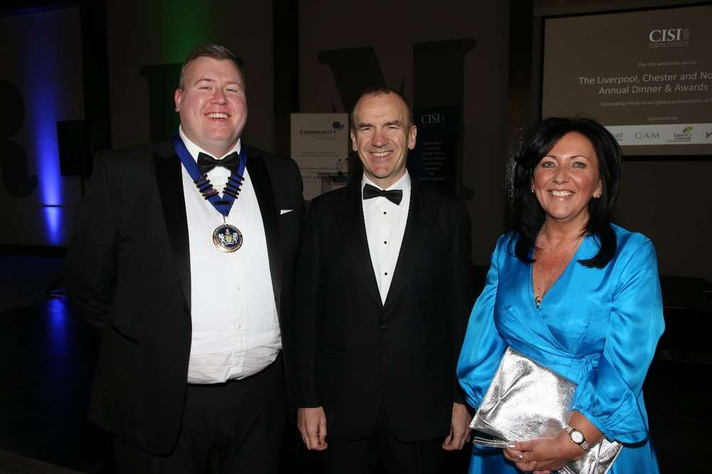 CISI annual dinner raises titanic sum of over£8,500 for Liverpool local charity
