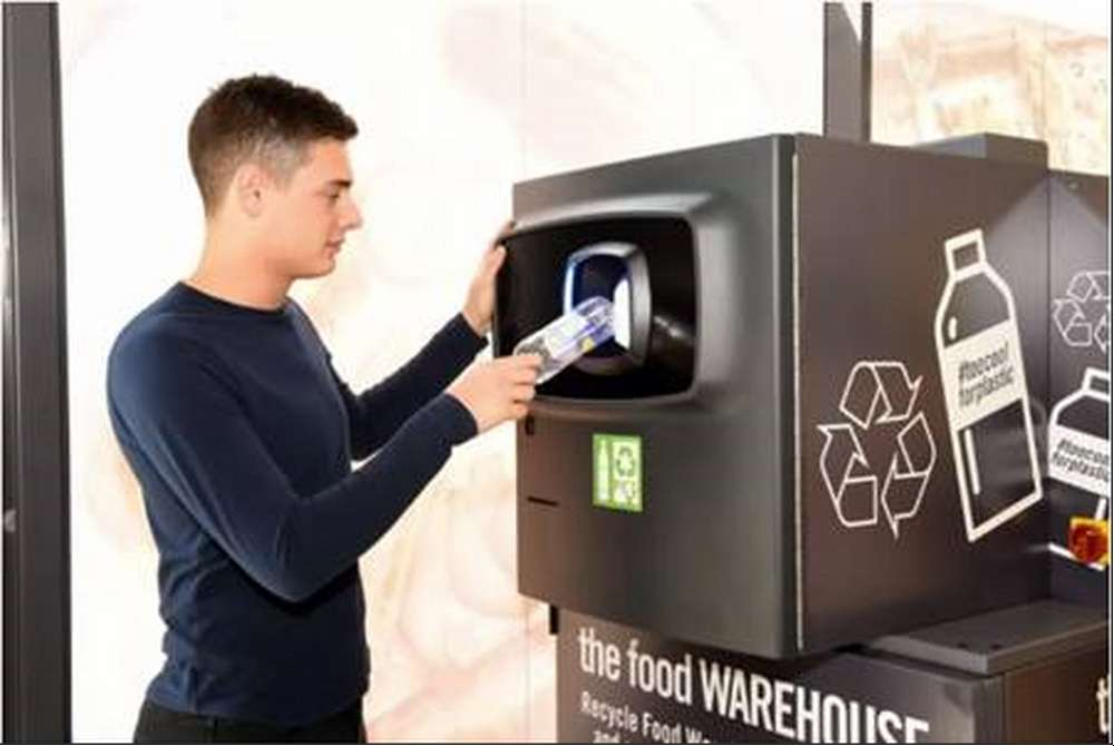 Iceland Food Group And Diebold Nixdorf Extend Plastic Reduction Trial In Wolverhampton Store