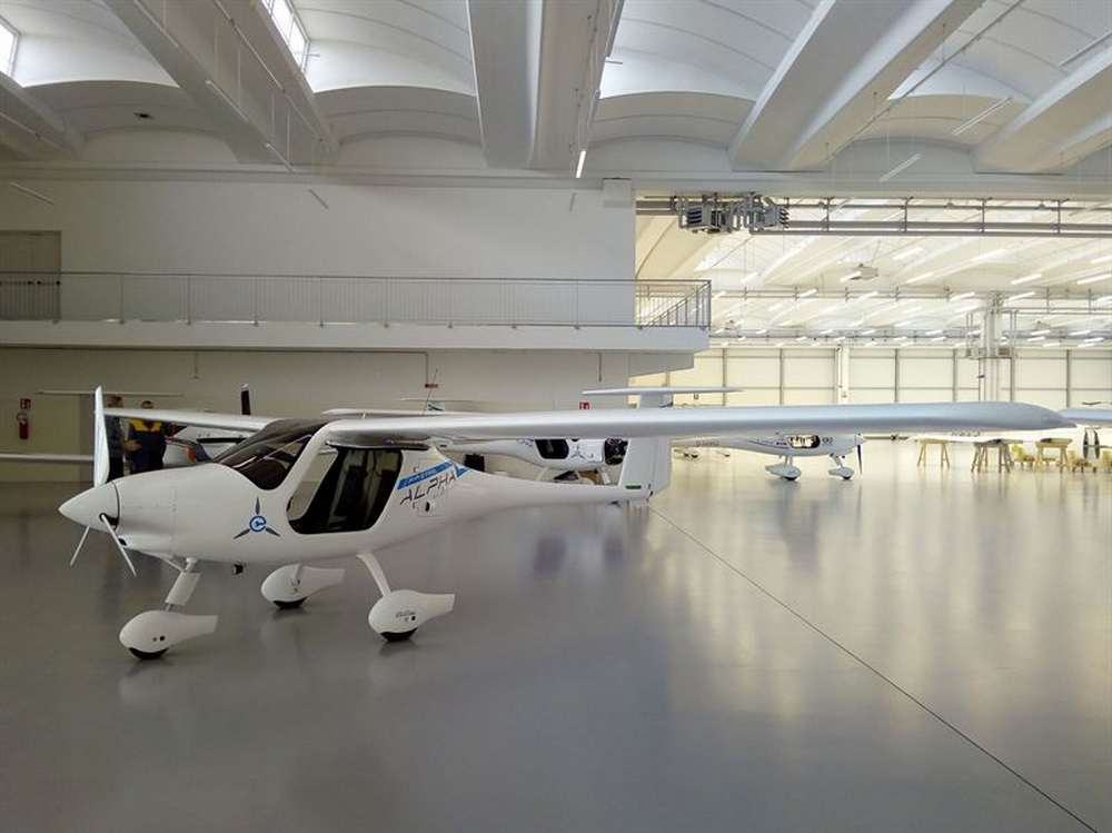 Fortum actively participating in developing electric aviation in Finland