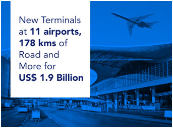 new terminals