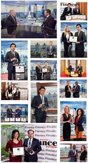 Global Banking & Finance Review Award Winners